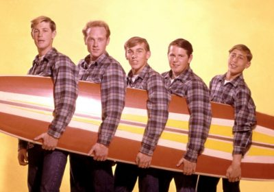 (Italiano) The Beach Boys in concerto a Roma