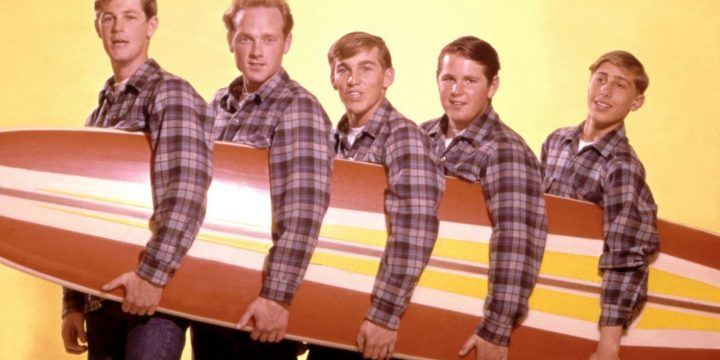 The Beach Boys in concerto a Roma