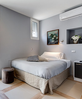 French Bed Room